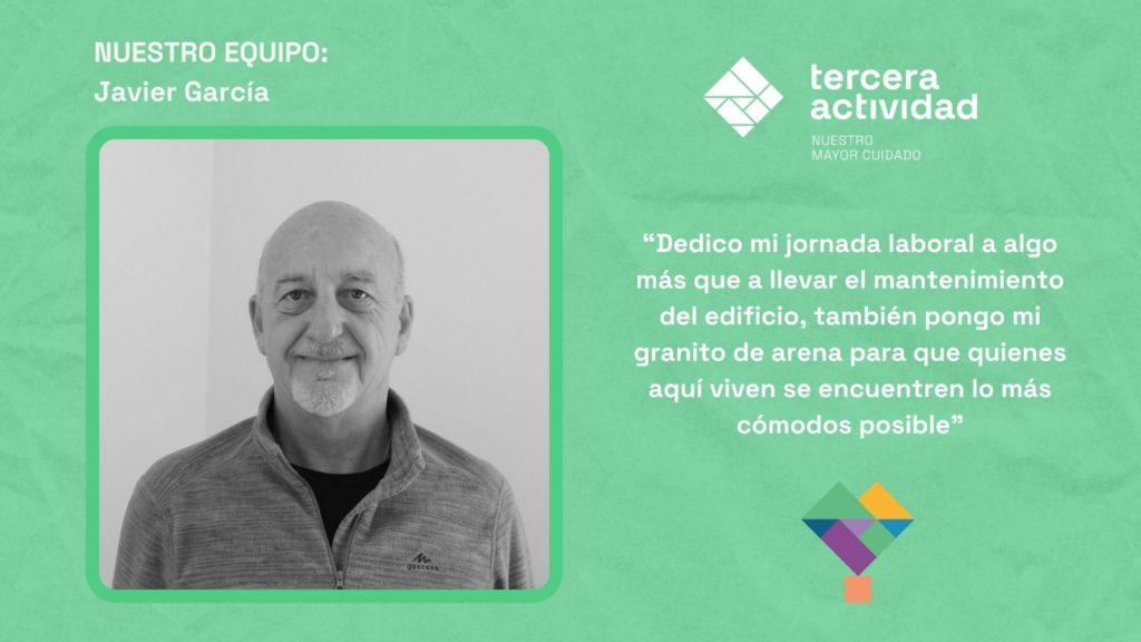 Javi García, Tercera Actividad Aguilar