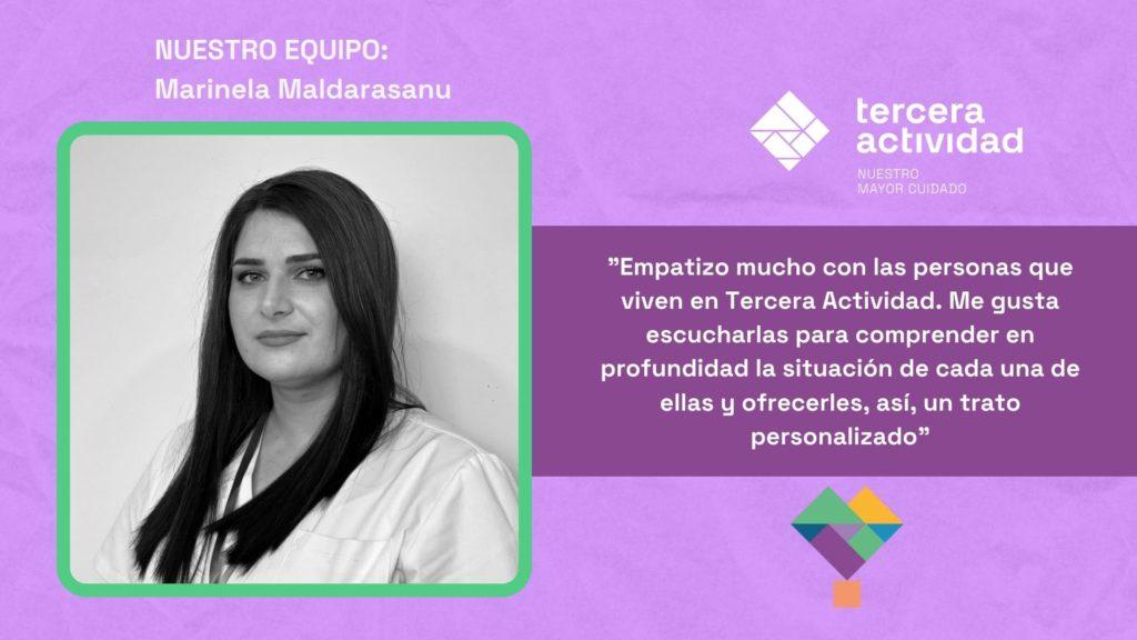 Marinela, Tercera Actividad León